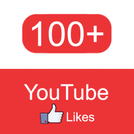 Paquete 100 Youtube Likes